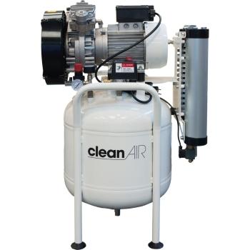 COMPRESSEUR ABAC CLEANAIR CLR 15/50 T 4116092260