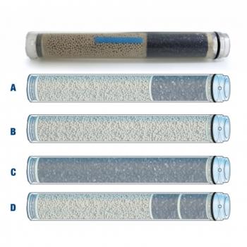 Cartouche COLTRI air respirable pour compresseur MCH6 et EOLO