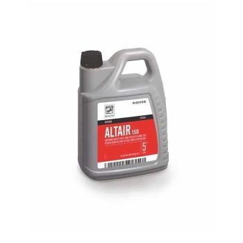 ALTAIR 150 - Huile minérale pour compresseur à PISTON fonte - 5L 1630047900