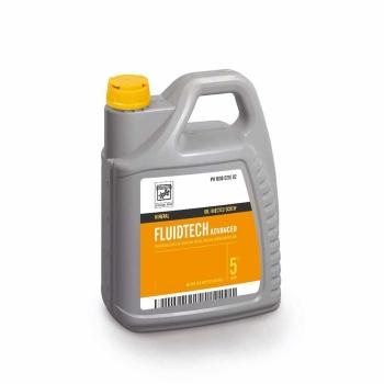FLUIDTECH - Huile minérale pour compresseur à VIS - 5L 6215715900