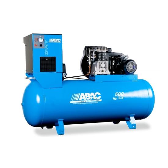 Compresseur ABAC fixe B5900B 500 FT5.5 SECH 4116000165