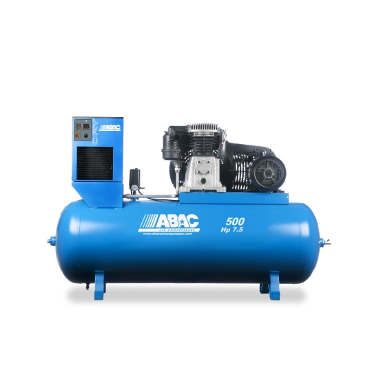 Compresseur ABAC fixe B6000 500 FT7.5 SECH ET 4116000174