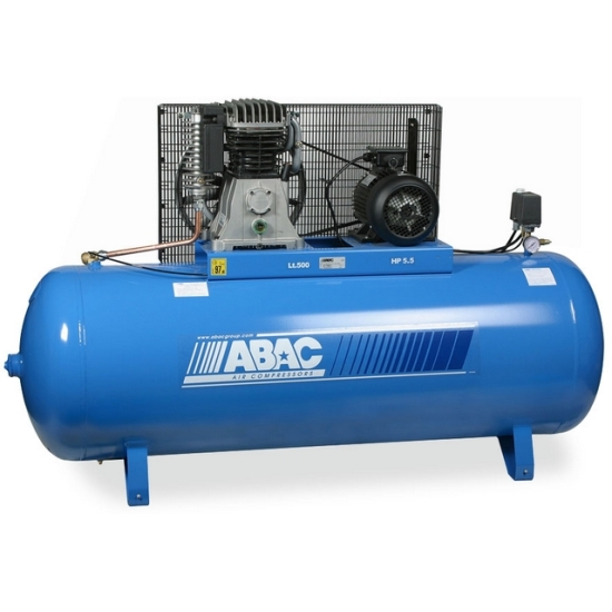Compresseur ABAC fixe PRO marche lente NS39S/500 HT 5,5 4116020518