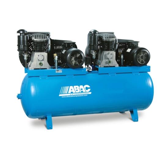 Compresseur ABAC fixe tandem PRO marche lente B4900 270 T4 4116023822