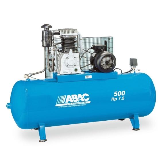 Compresseur ABAC fixe PRO marche lente NS59S/500 FT 10 4116023545