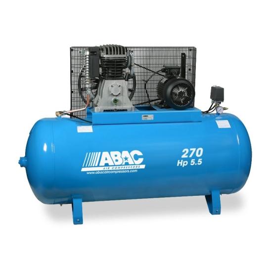 Compresseur ABAC fixe PRO marche lente NS39S/270 FT 5,5 4116020530