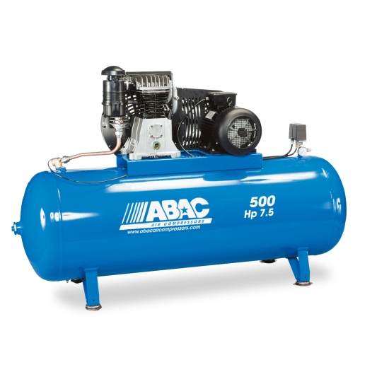 Compresseur ABAC fixe B6000F/500 FT 7.5 4116020252