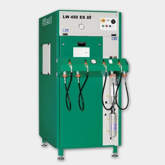 Compresseur fixe LW 300 ES III 002946