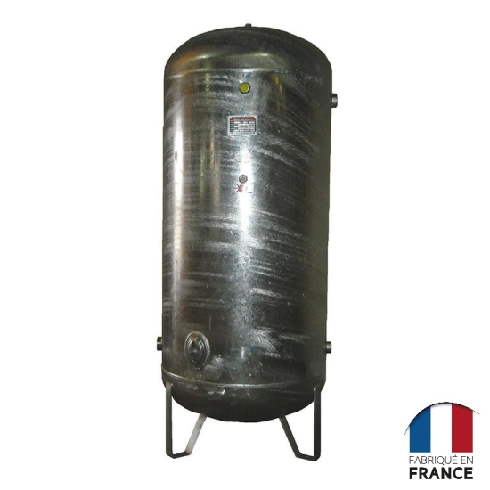 Réservoir PAUCHARD Vertical galvanisé 5000L BP RTCAENA000
