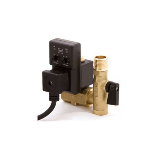 Purgeur automatique temporisé mono 230V ABAC 3004053332