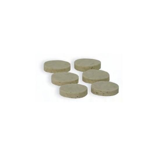 Kit de 6 feutres pour cartouche COLTRI maxifiltre C13000800