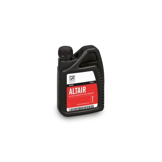 ALTAIR - Huile minérale pour compresseur à PISTON mono-étagé - 1L 6215716300