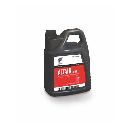 ALTAIR PLUS - Huile synthétique pour compresseur à PISTON bi-étagé - 5L 6215715800