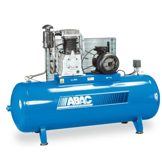 Compresseur ABAC fixe PRO marche lente NS59S/500 HT 7,5 4116020044