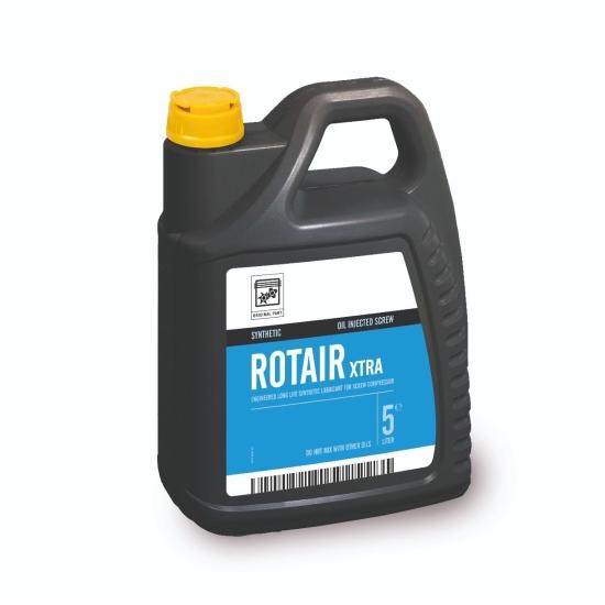 ROTAIR XTRA - Huile synthétique pour compresseur à VIS - 5L 6215714800